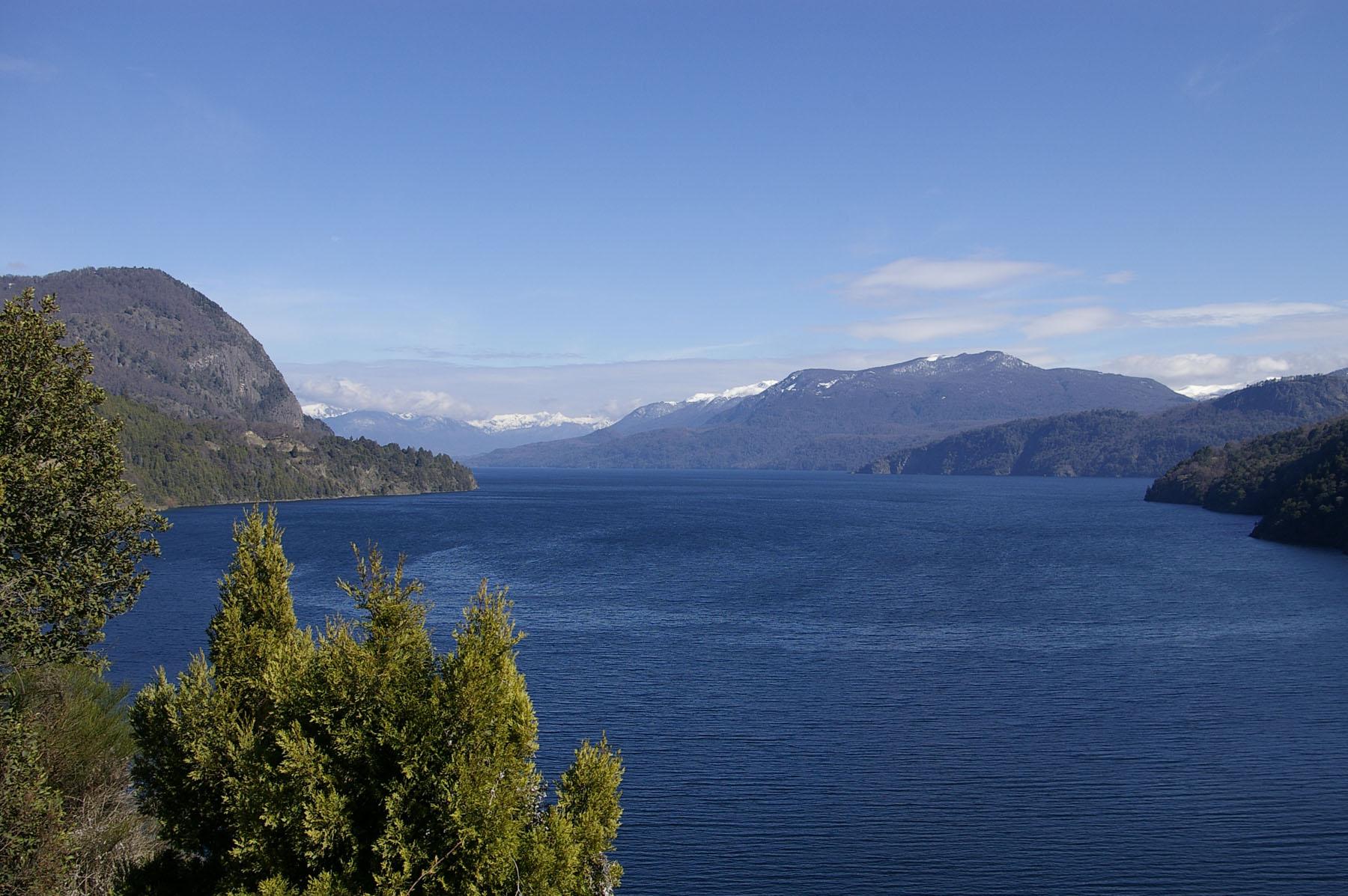 Lago Lacar - Rincón Club