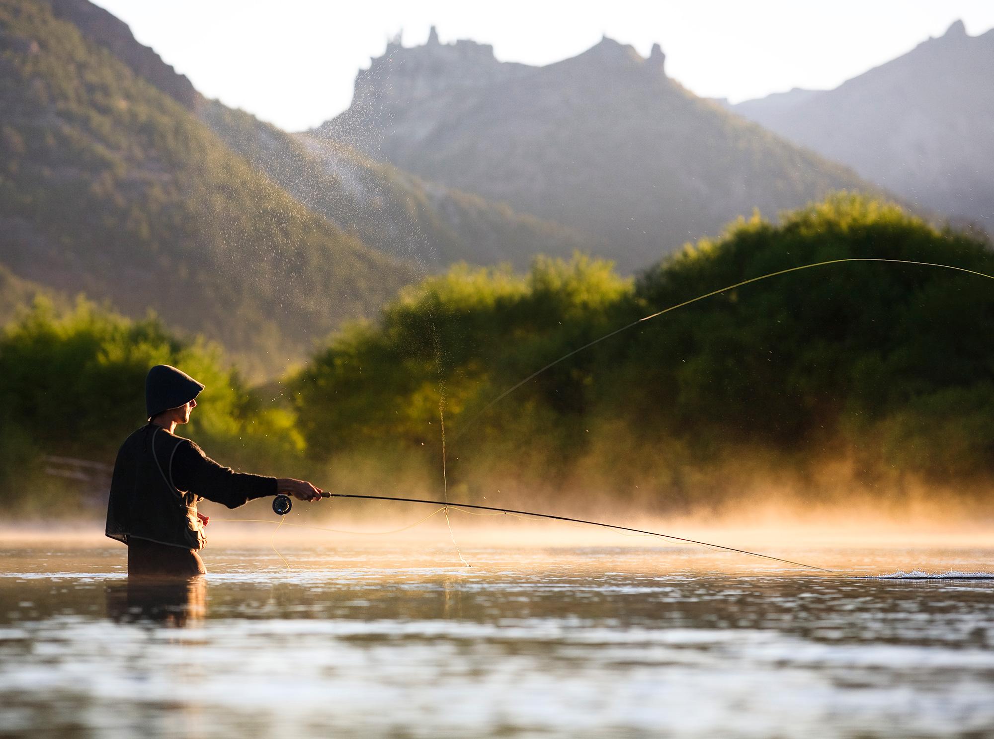Rincón de los Andes - Especial Pesca