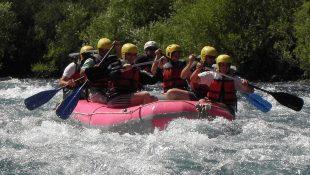 Rafting – Rincón de los Andes