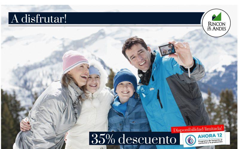 San Martín de los Andes 35% OFF
