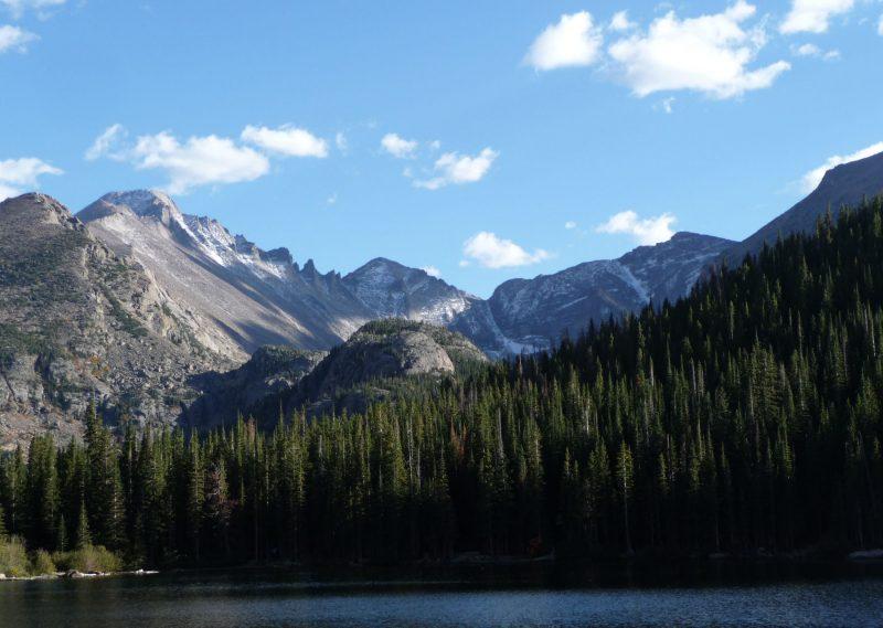 Rincón del Planeta – Parque Nacional de las Montañas Rocallosas, USA