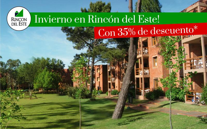 Punta del Este 35% OFF!