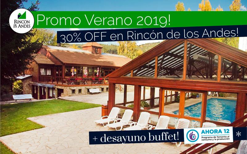 San Martín de los Andes 30% OFF + Desayuno Buffet!