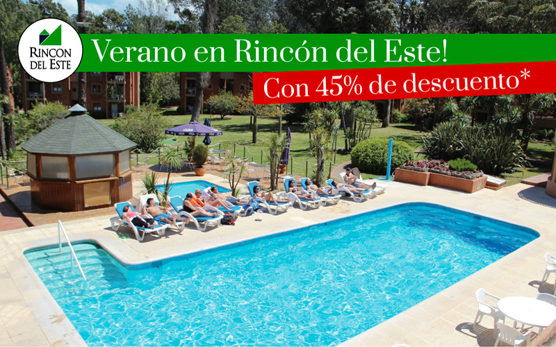 Verano en Punta del Este 45% OFF