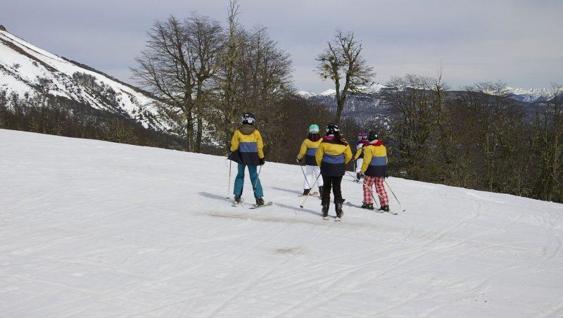 Llegó el invierno ¡Animate al esquí!