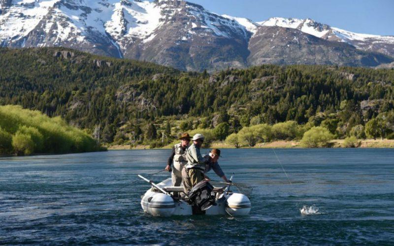 Día de pesca en San Martín de los Andes: una experiencia inolvidable