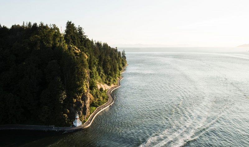 Columbia Británica, el lejano oeste canadiense
