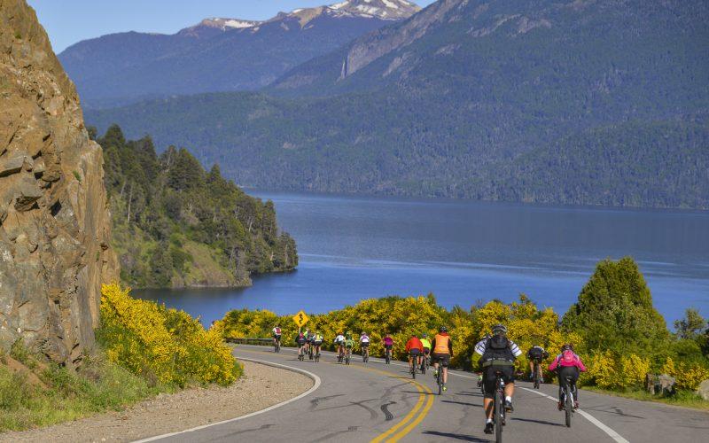 En bici por la Ruta de los 7 lagos